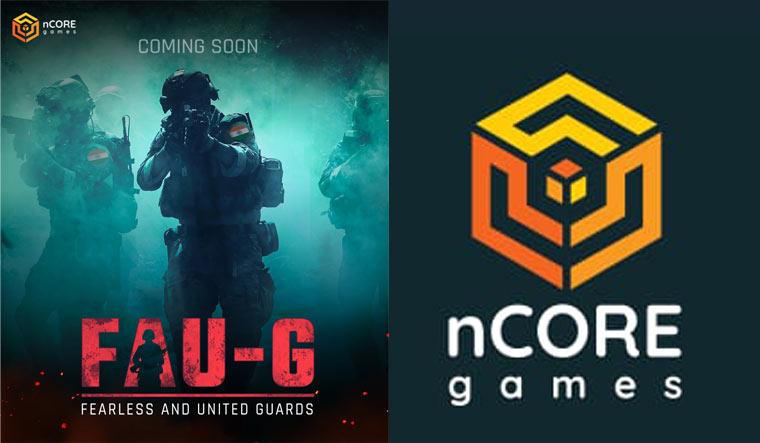 FAUG nCore Games PUBG Rival