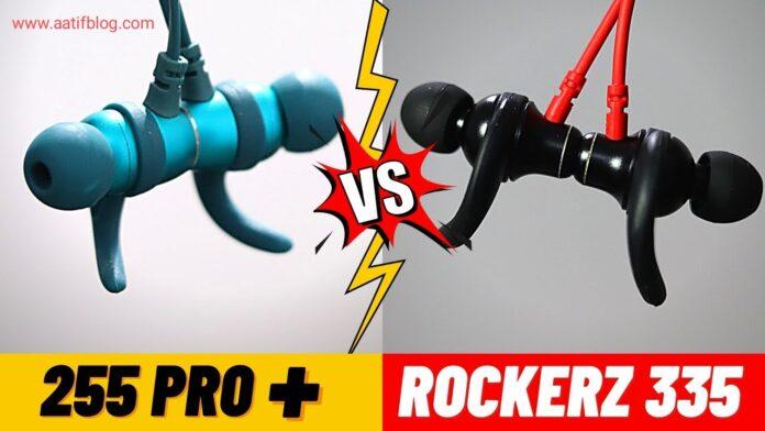Boat Rockerz 255 Pro Plus vs Boat Rockerz 335 In Hindi