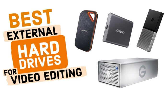 Best Hard Disk For Video Editing in Hindi