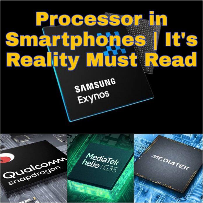 Processor in Smartphone In Hindi