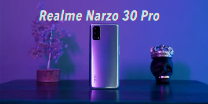Realme Narzo 30 Pro 5G in Hindi