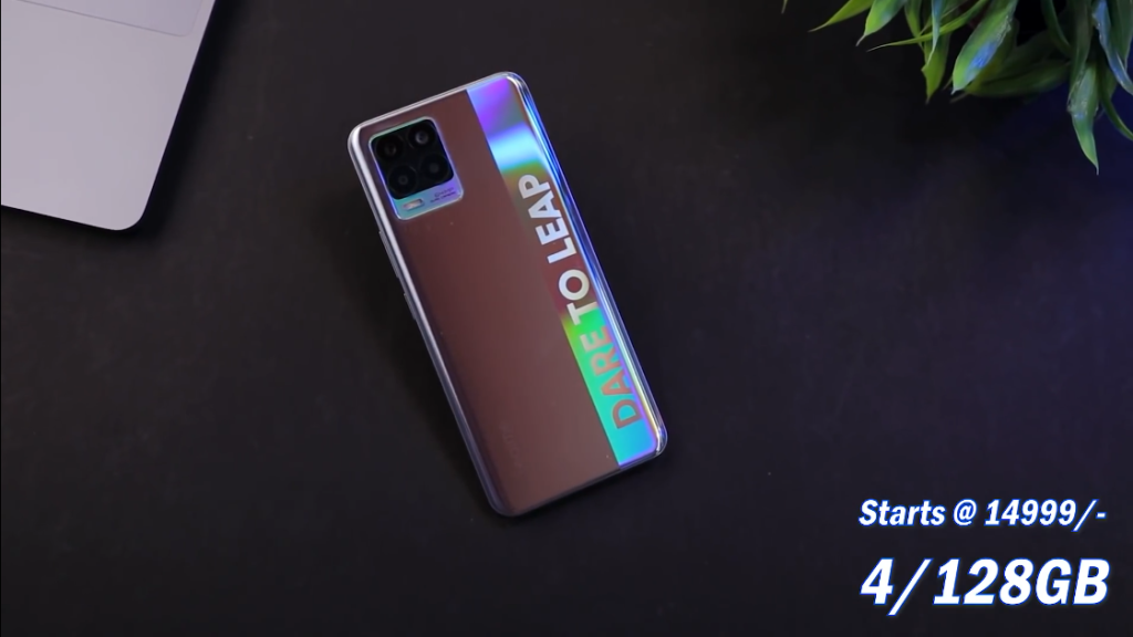 Redmi Note 10 Pro vs Realme 8