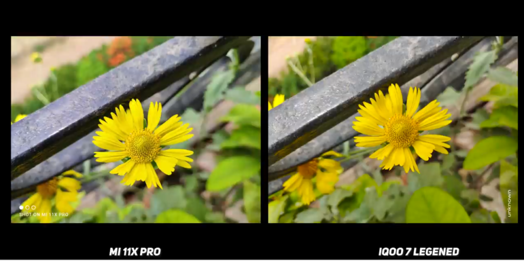 Mi 11x Pro vs iQOO 7 in Hindi