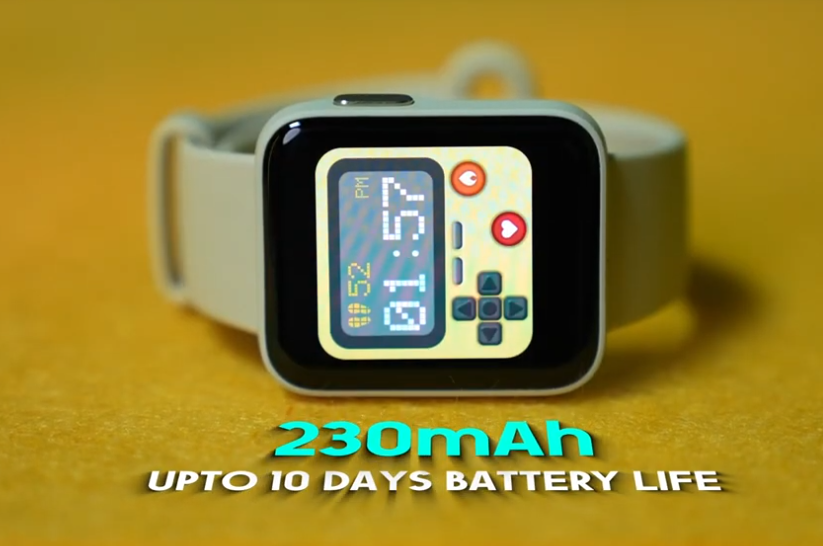 Redmi Watch Review In Hindi