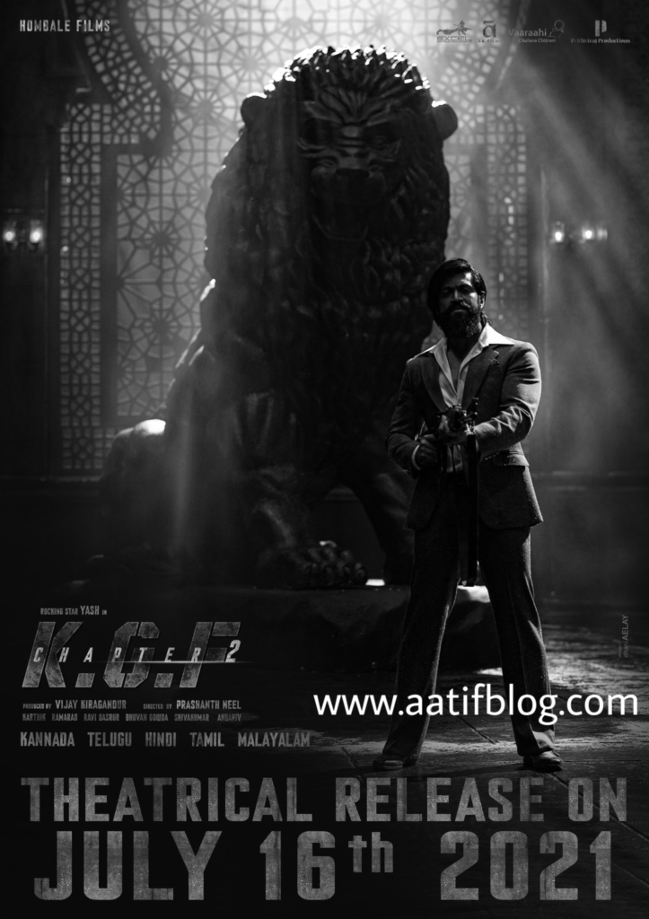KGF Chapter 2 Movie Download Hindi Dubbed