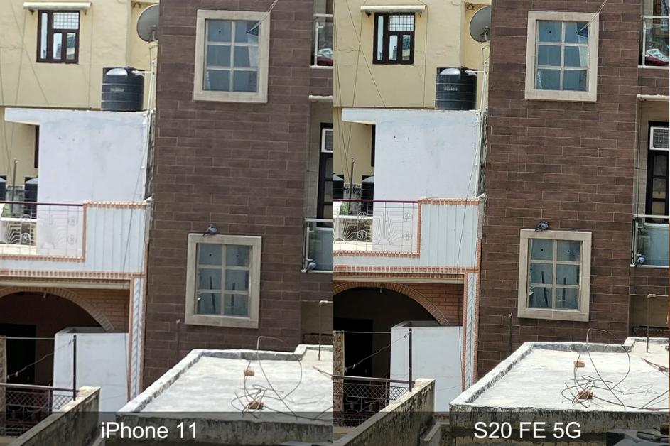 iPhone 11 vs Galaxy S20 FE 5G In Hindi