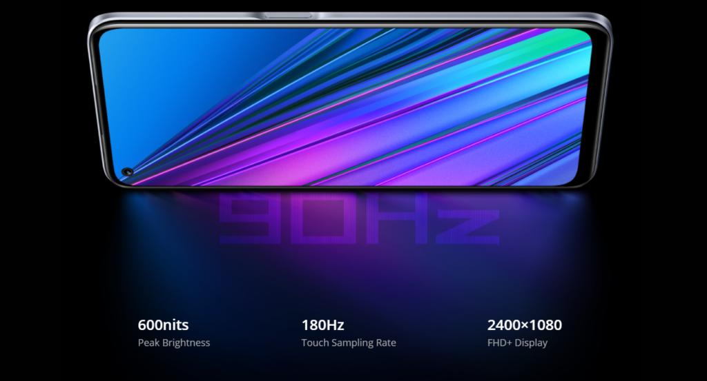 Realme Narzo 30 5G vs Narzo 30 Pro