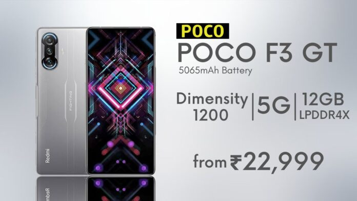 POCO F3 GT Review In Hindi