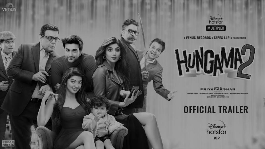HUNGAMA 2 Movie Download