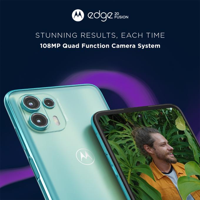 Motorola Edge 20 Review In Hindi