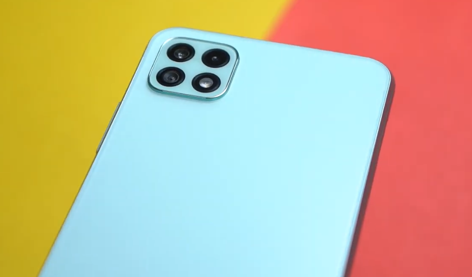 Samsung Galaxy A22 5G Review In Hindi