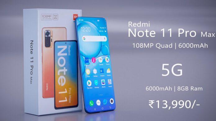 Xiaomi Redmi Note 11 Pro Max Review In Hindi