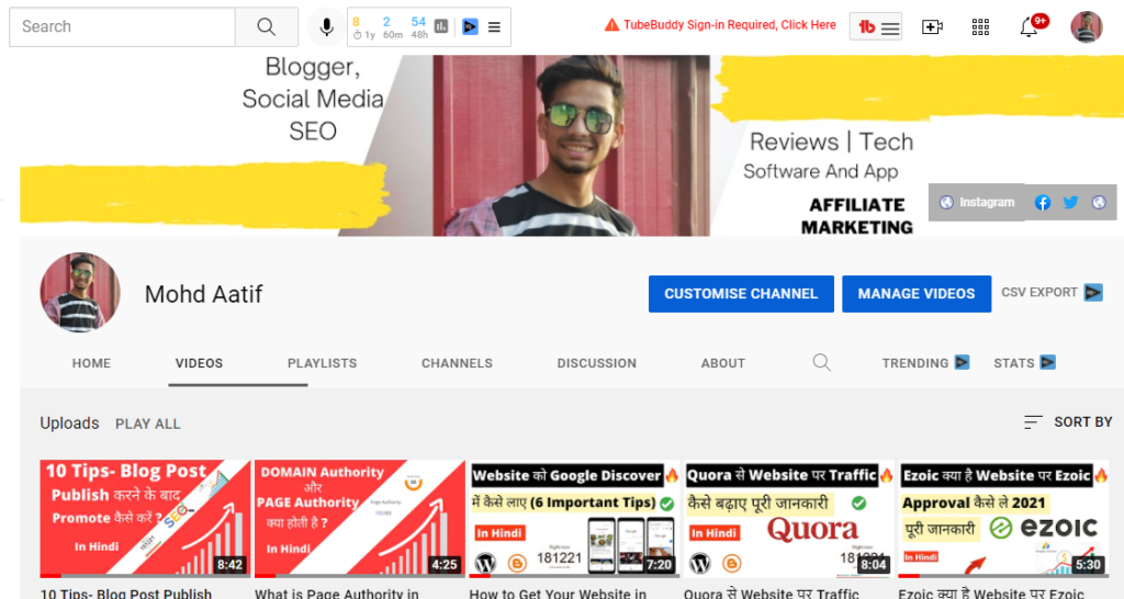 Blog Post Publish करने के बाद Promote कैसे करें