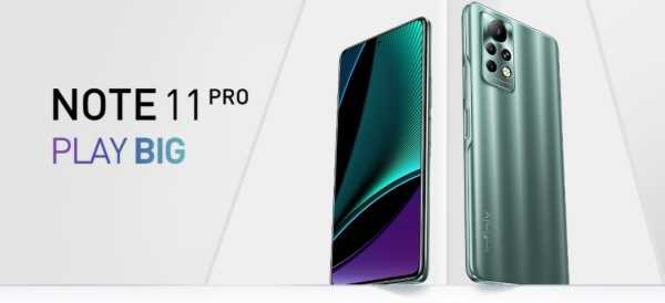 Infinix Note 11 Pro in Hindi