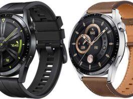 Huawei Watch GT 3 in Hindi